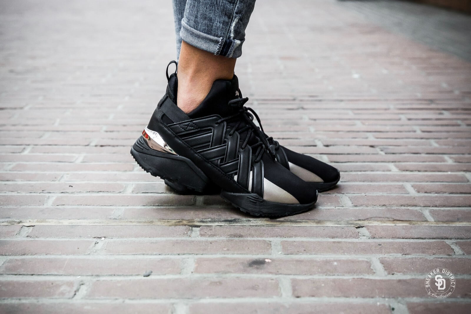 puma sneakers muse echo