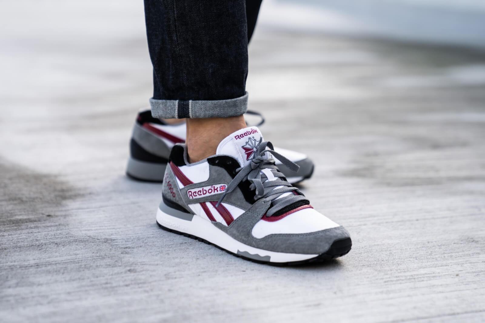 Schuhe Reebok Herren GL 6000 schwarz