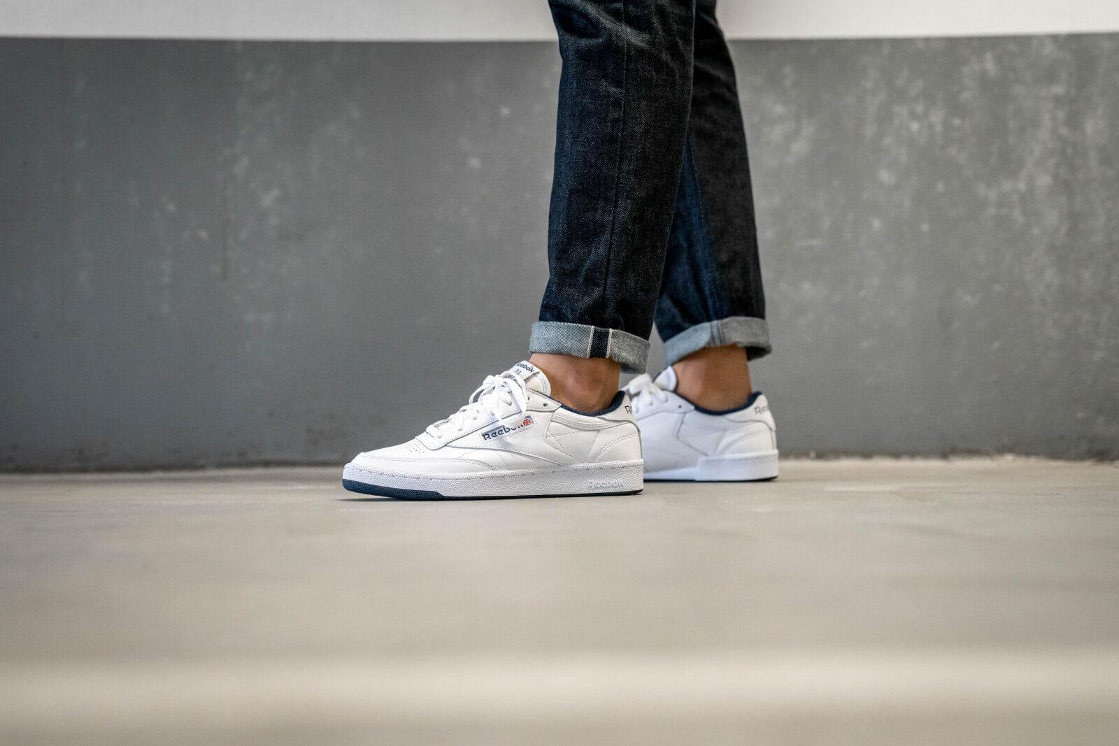 Reebok Club C 85 Shoes Weiß | Reebok Deutschland