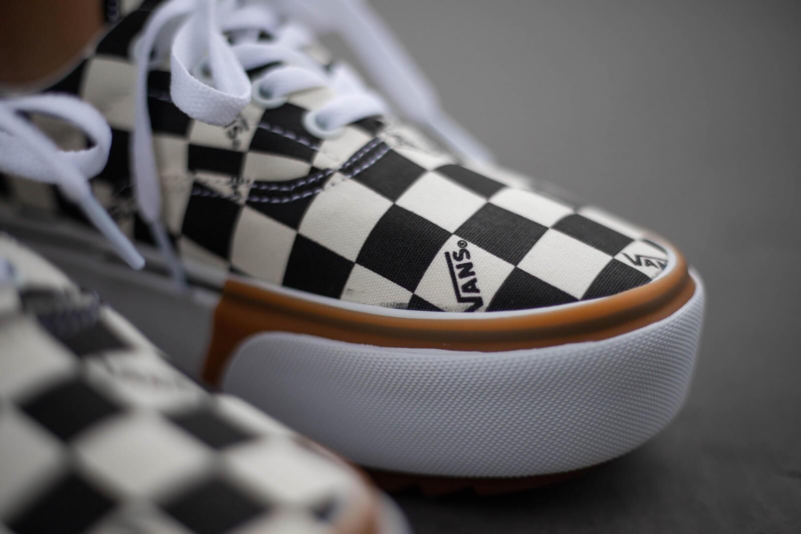 Vans Era Stacked Checkerboard VN0A4BTOVLV1