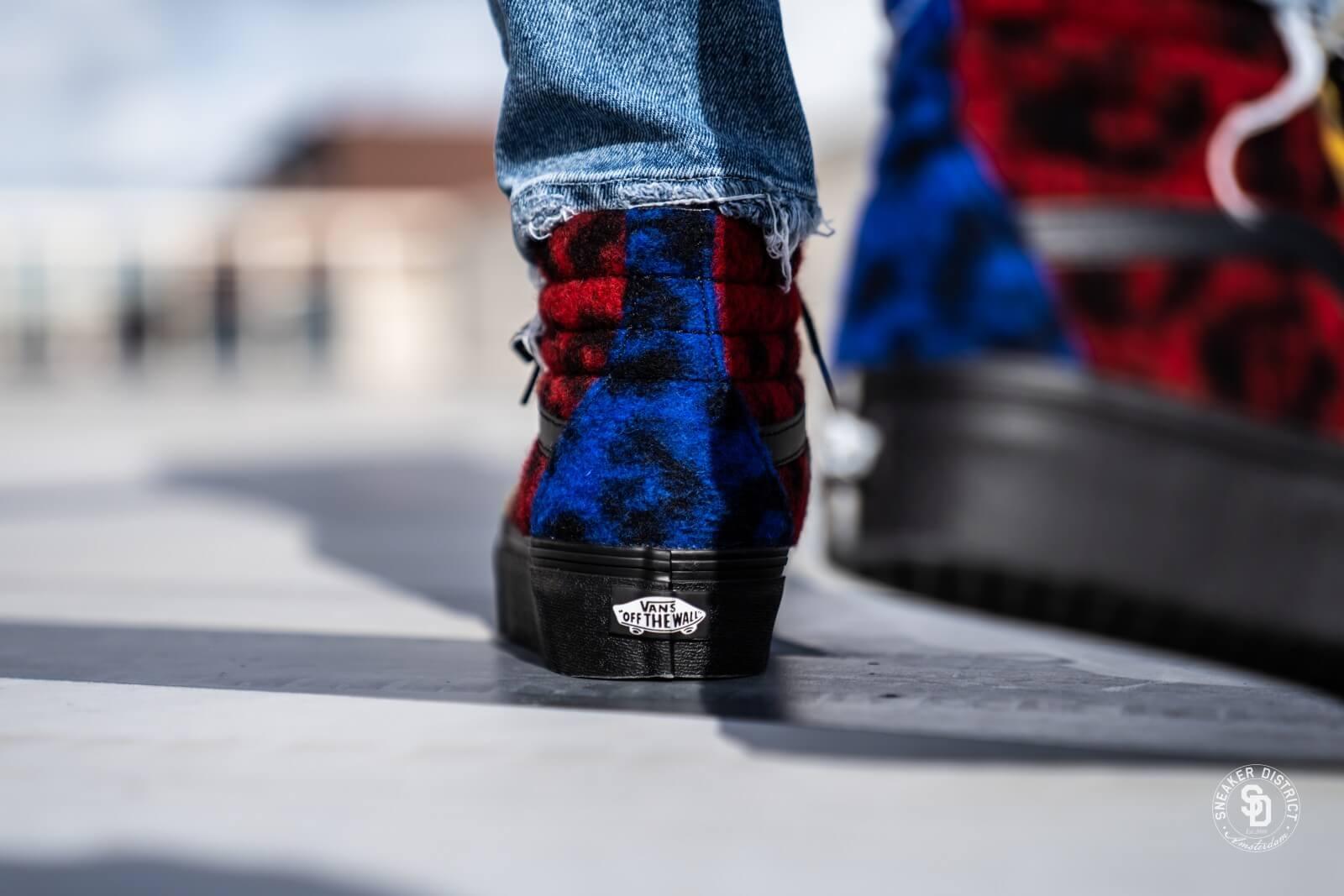 The Vans Sk8 Hi Platform 2 is now Sneaker District