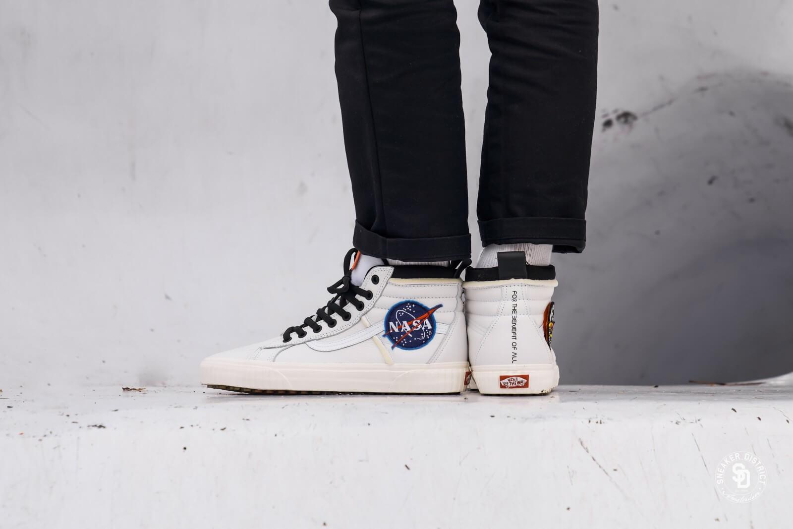 Vans x NASA Sk8 Hi 48 MTE DX Space Voyager White VN0A3DQ5UQ41