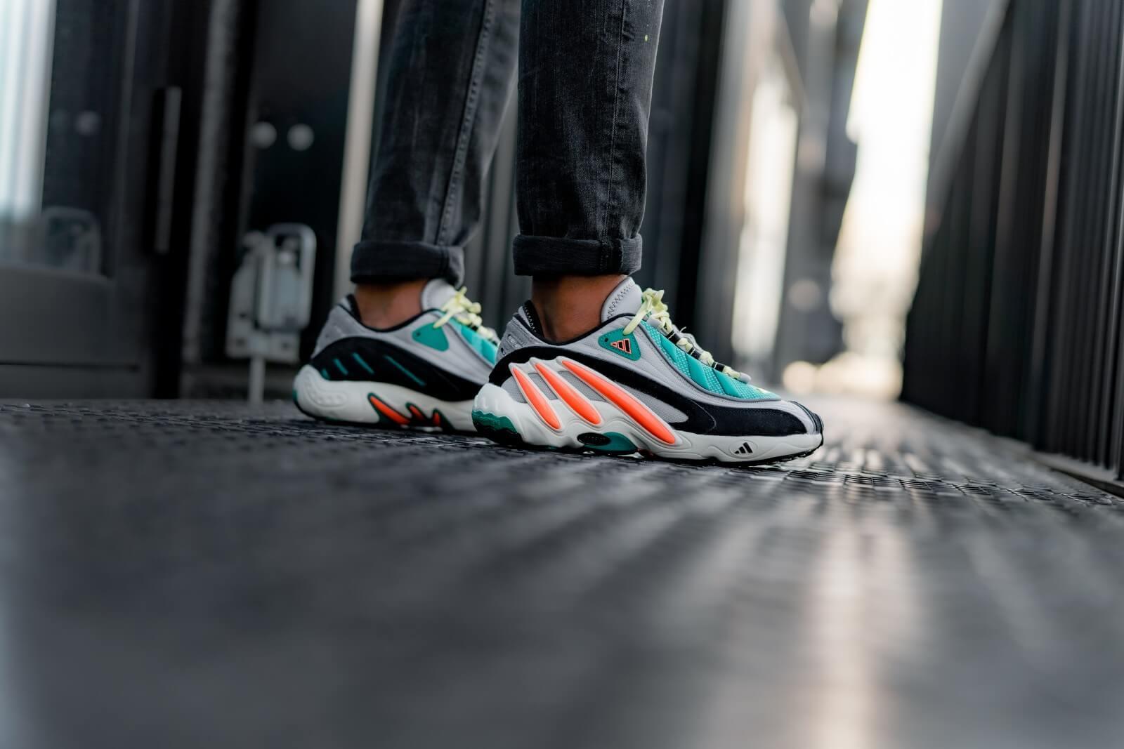 adidas Originals FYW 98 GREY TWO in 2020   New adidas