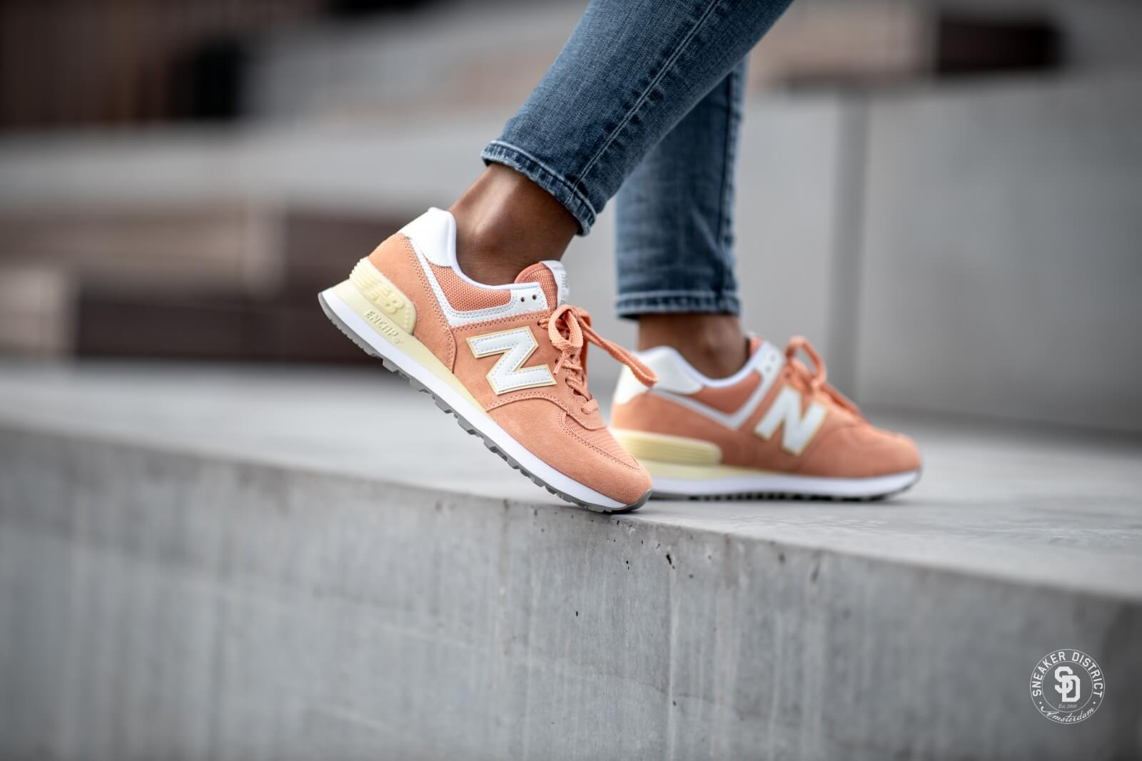 New Balance WL574 ESF Fades Copper - 698561-50-13