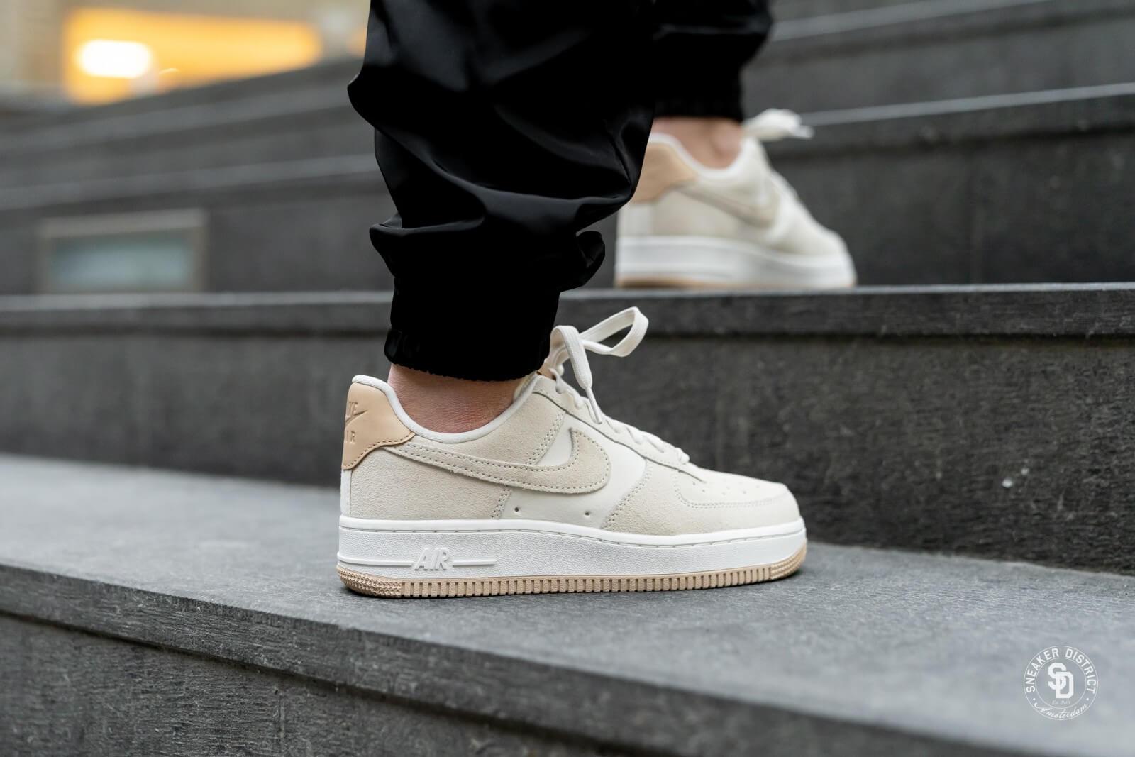 AIR FORCE Sneakers laag pale ivorysummit whitetan