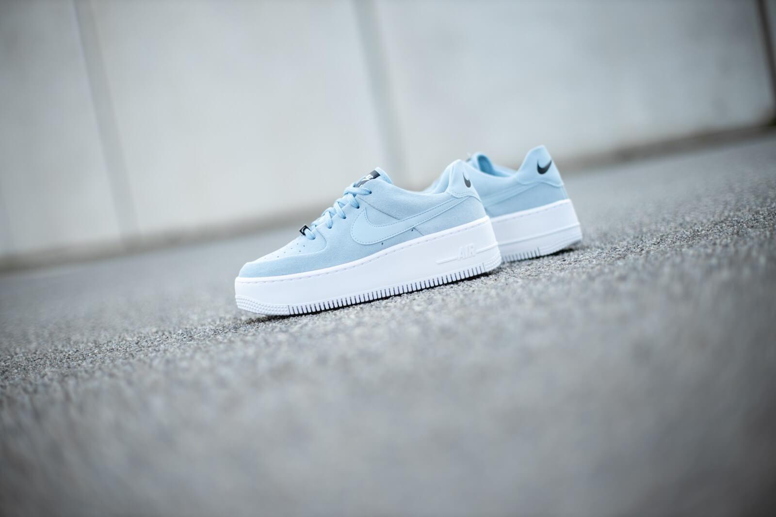 nike air force 1 Damen low blue