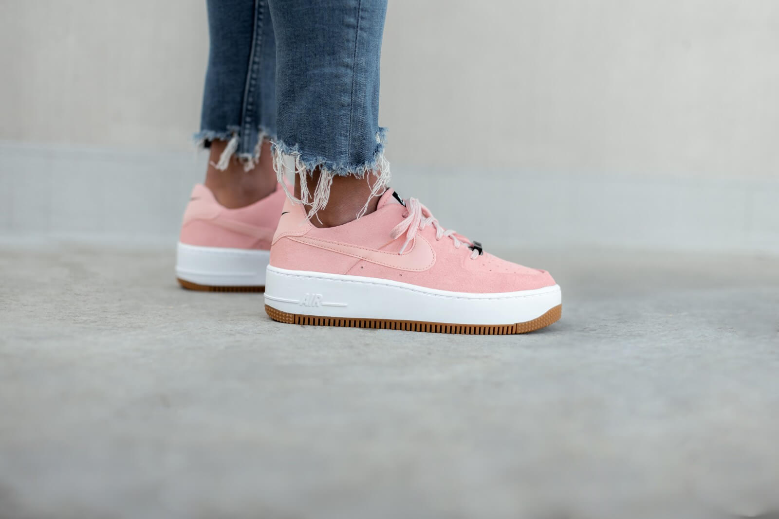 nike air force sage low rosa brands