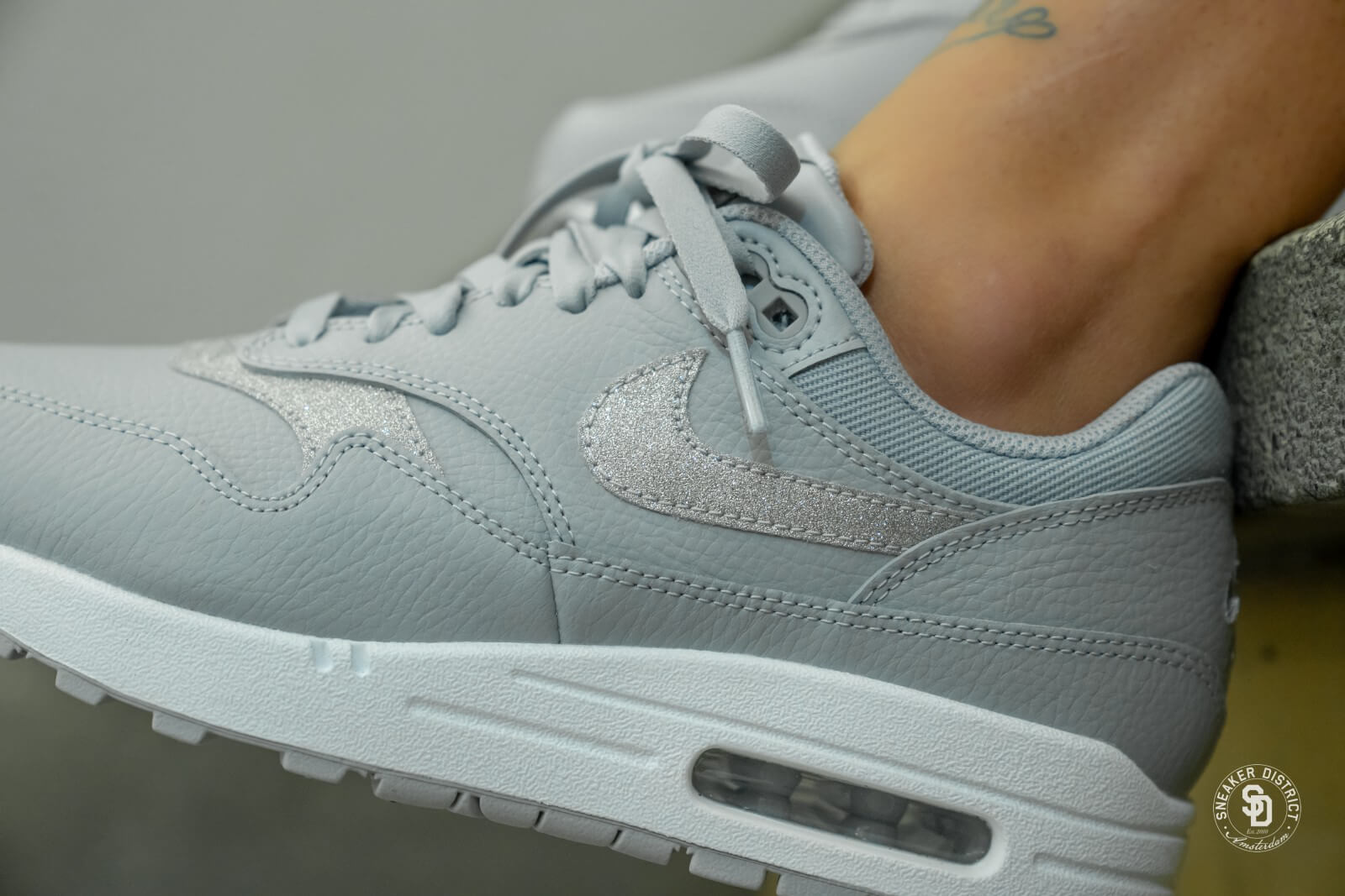 nike air max glitter femme