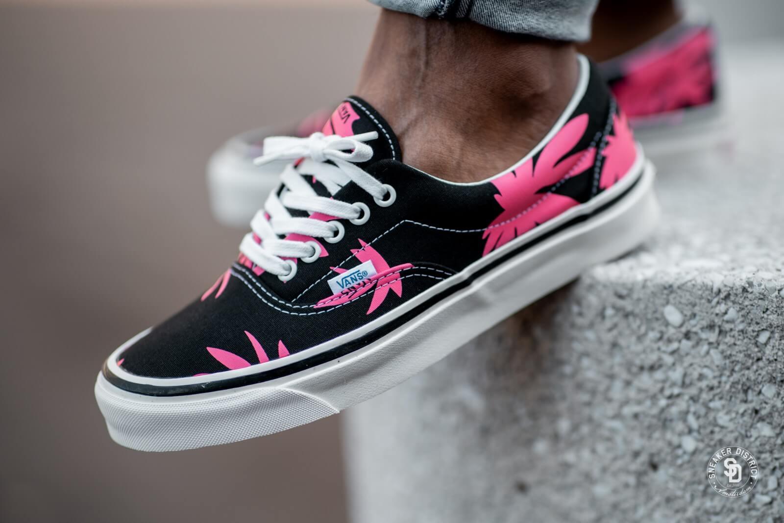 Vans Era 95 DX Anaheim Factory OG BlackOG Pink Summer Leaf VN0A2RR1VY81