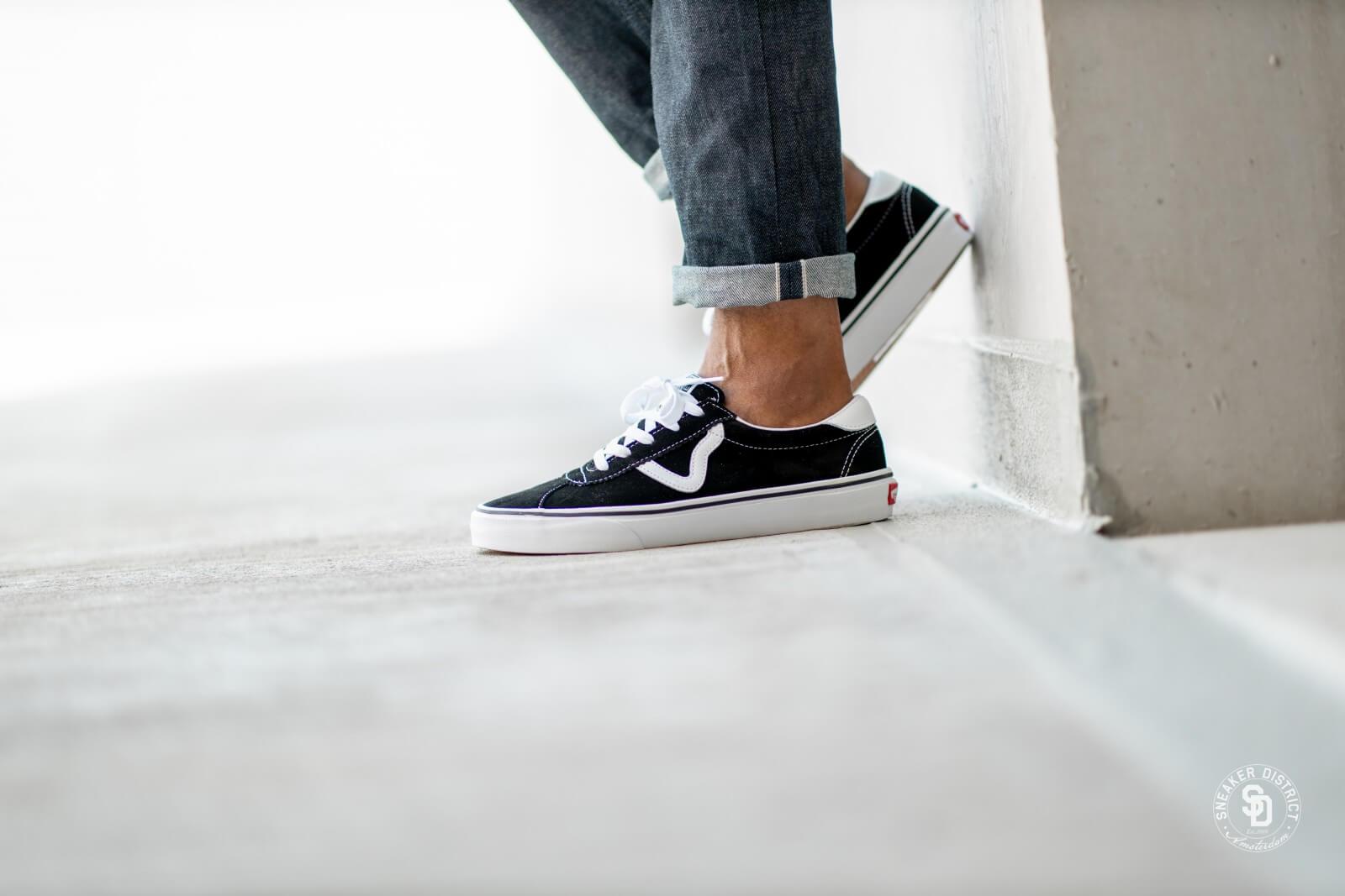 Vans Sport Suede Sneakers
