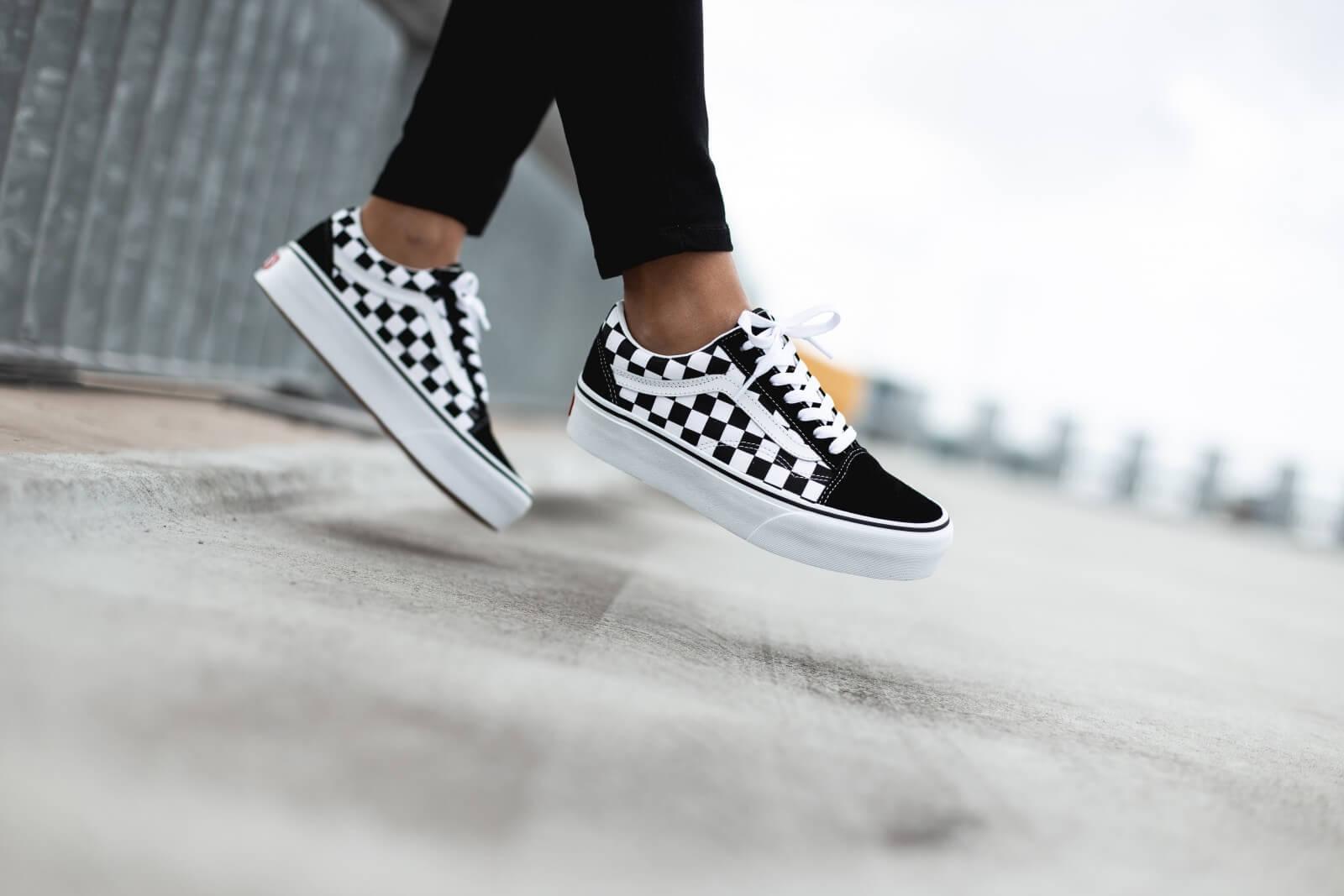 Vans Checkerboard Old Skool Sneaker | How to wear vans